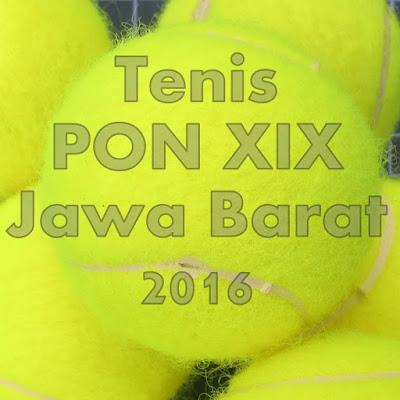 Tenis PON XIX: Esmid/Septiana Persembahkan Medali Emas bagi Papua