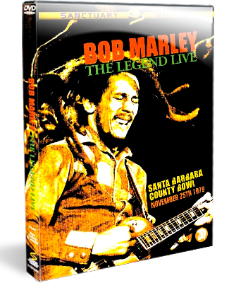 Bob Marley: The Legend Live (2003) DVDFull
