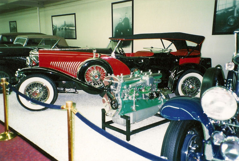 In 2007 I Visited Las Vegas Again With Colin And Checked Out The Imperial Palace Auto Collections E Was Full Of Amazing Cars But Everything