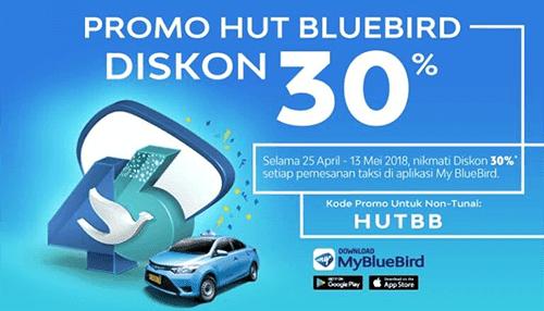 Blue Bird Promo Terbaru