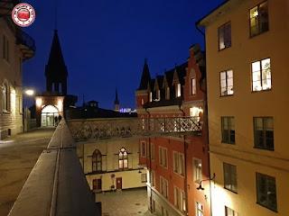 Ruta Milenium, Estocolmo, Suecia