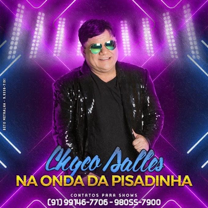 CHYCO SALLES - NA ONDA DA PISADINHA - CD 2019