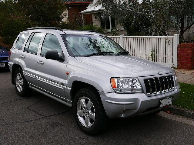 Jeep Grand Cherokee Wiki