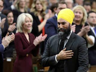 indian-origin-jagmit-singh-make-history-in-kanada-parliament