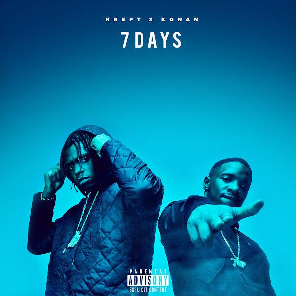 Krept & Konan - 7 Days Cover