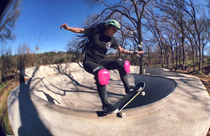 Meet the skater girl: Marisa