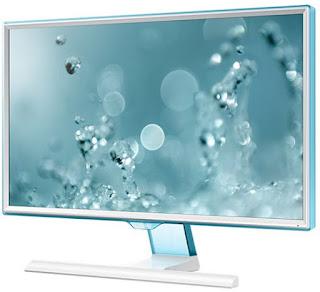 شاشة كمبيوتر ال اي دي فل اتش دي 24 بوصة من سامسونج