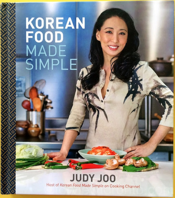 Korean food cookbook