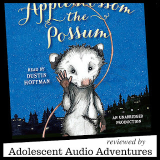 Adolescent Audio Adventures reviews Appleblossom the Possum