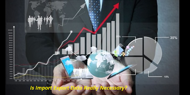 Is Import Export Data Really Necessary?