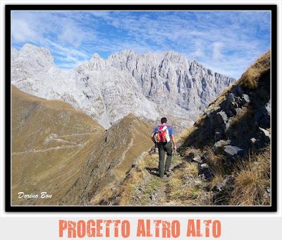 """PROGETTO """"ALTRO ALTO""""LA FORZA NELLA CONDIVISIONE"""