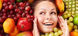 Pengaruh Makanan Bagi Kesehatan Kulit