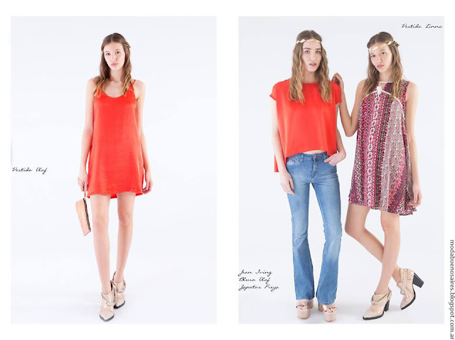 Moda verano 2017 La cofradía. Moda primavera verano 2017 ropa de mujer.