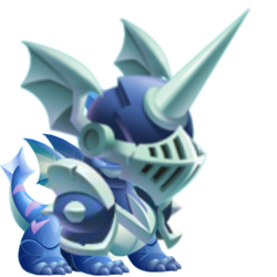 Dragon Lancelot (Enfant)