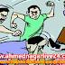 श्रीगोंदा पोलीस ठाण्यात पोलिसांसमोरच नातेवाईकांत मारहाण