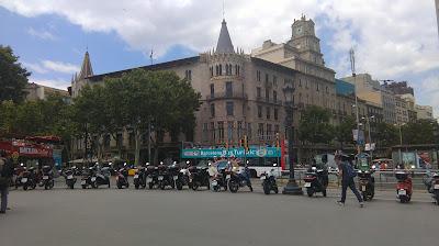 Trip Percutian ke Barcelona