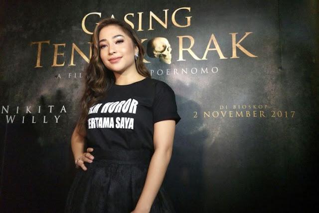 Fokus ke Layar Lebar, Nikita Willy Tak Berniat Tinggalkan Sinetron