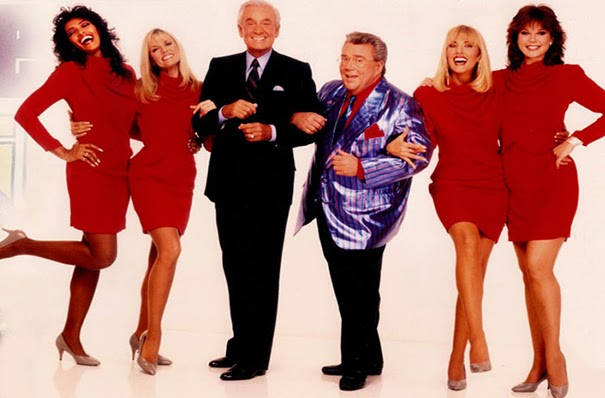 The Price is Right Bob Barker game show models