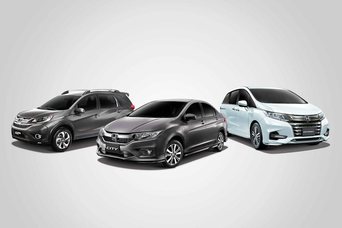 Honda Cars Philippines Launches Limited Edition Models of ...