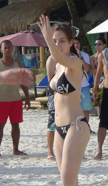 cristine reyes volleyball bikini photo 4