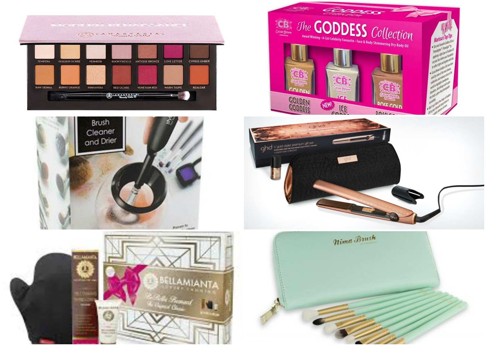 Top 10 Beauty Gifts this Christmas Season 2016, Affordable and ...