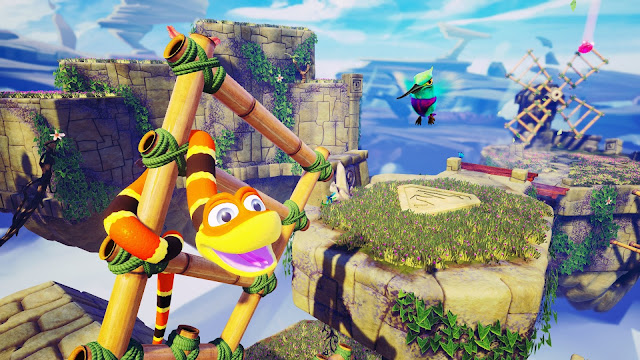Snake Pass Full Version Free Download Gameplay 1