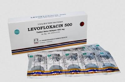 Harga Levofloxacin Terbaru 2017 Obat Infeksi Karena Bakteri