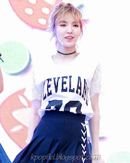 Foto Wendy Red Velvet Terbaru
