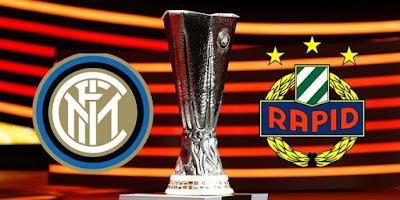 مشاهدة مباراة انتر ميلان ورابيد فيينا بث مباشر اليوم 14-2-2019 فى بطولة الدوري الاوروبي