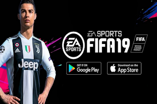 FIFA 14 Mod FIFA 19 New Reality Grafis Apk Data Obb