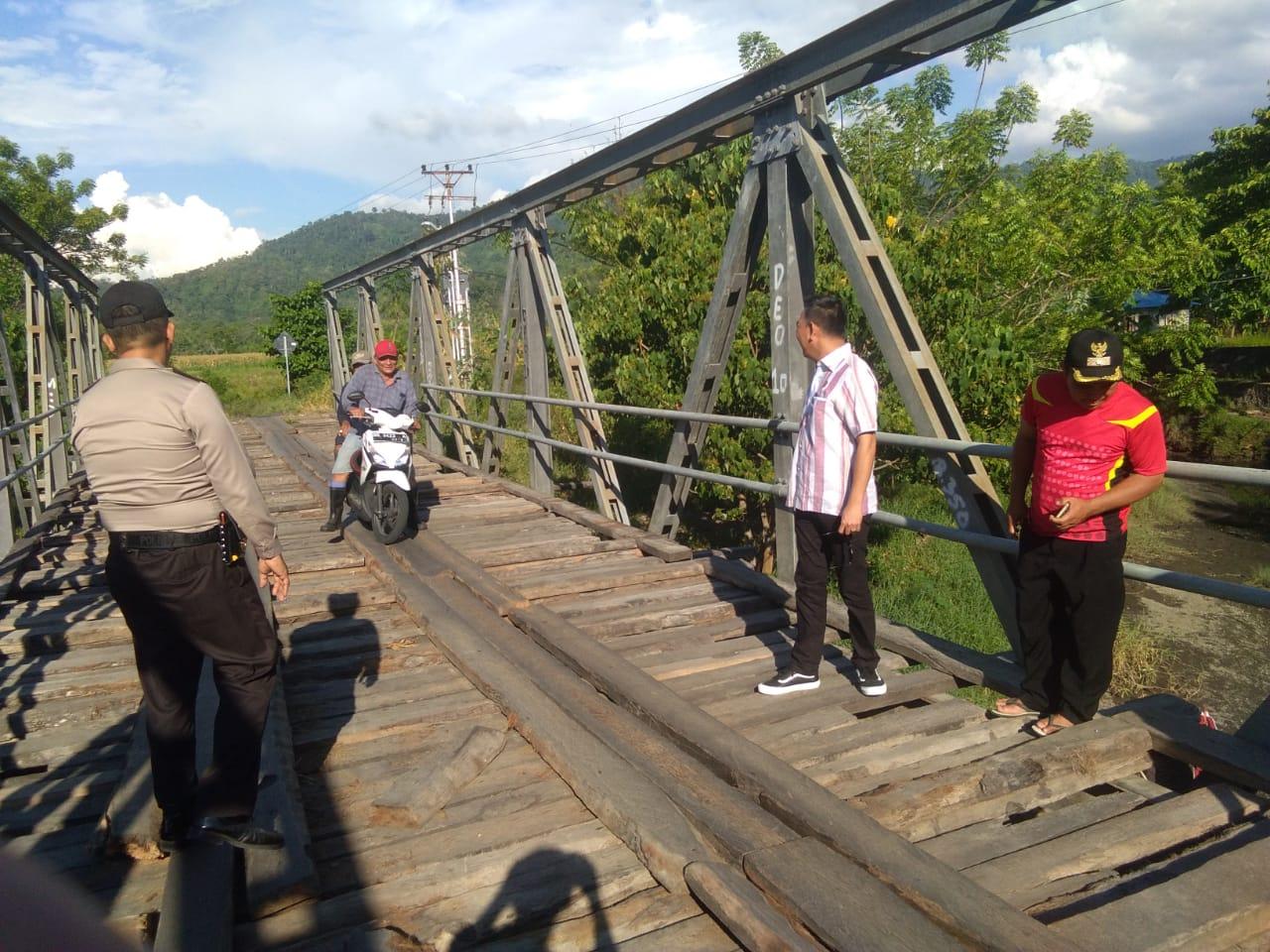 KDP Siap Perjuangkan Jembatan Rap - Rap yang Kurang Perhatian dari Pemerintah
