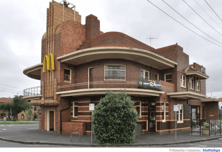 Kedai McDonald's Paling Unik Di Dunia