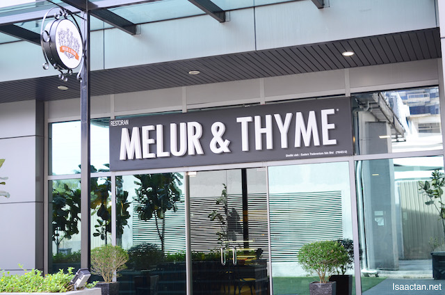 Melur & Thyme Restaurant @ Gleneagles Hospital Kuala Lumpur