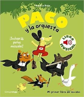 Paco Y La Orquesta. Libro Musical (Libros Con Sonido) PDF