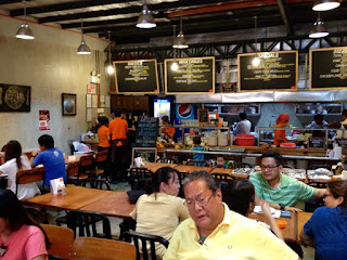 Orange Karenderia Lahug Cebu City, Best seafood restaurants in Cebu
