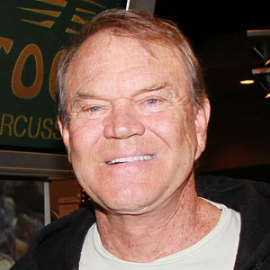 Glenn Campbell Talks Alzheimer's