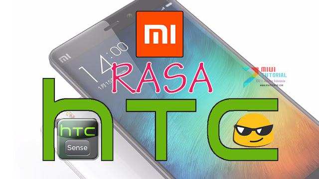 Kamu Ingin Smartphone Xiaomi Tampilan Beda dari yang Lain? Coba Mod HTC Sense Ini