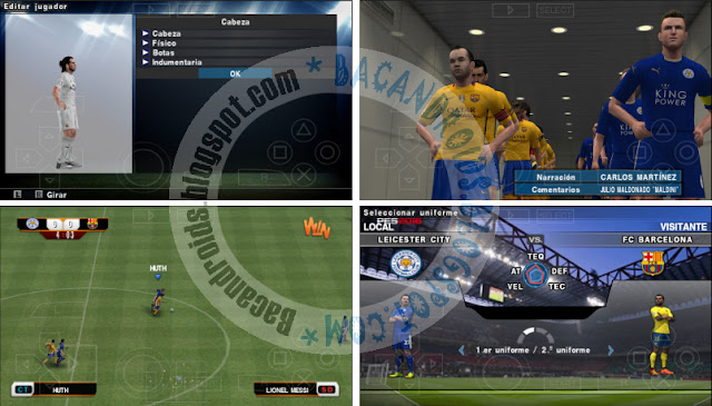 Download Game PES ISO