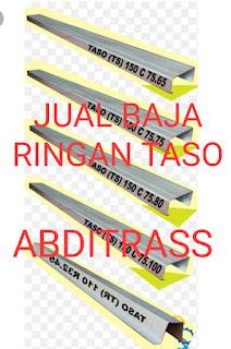 JUAL BAJA RINGAN TASO BOGOR DEPOK JAKARTA TANGGERANG BEKASI
