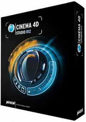TÉLÉCHARGER MAXON CINEMA 4D STUDIO R12 GRATUIT