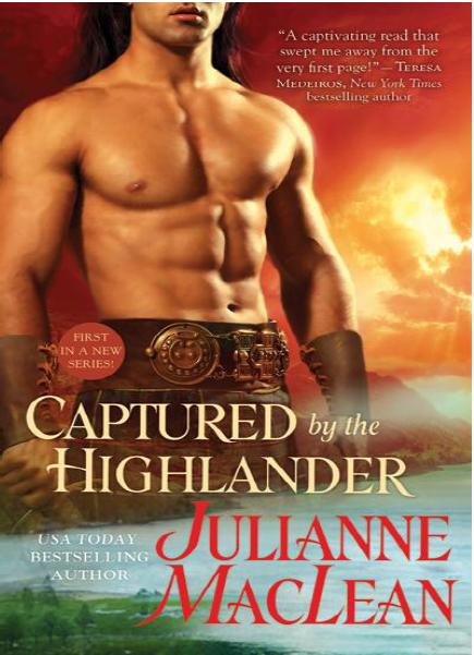 Capturada por el Highlander – Julianne MacLean
