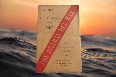 Los Dramas del Mar Alejandro Dumas