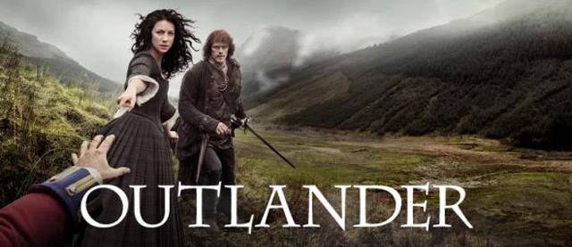 Cartaz de Outlander