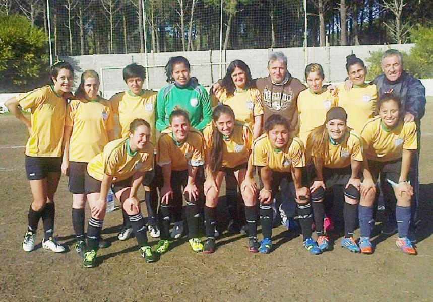 Deportiva Zonal - Pinamar y Gral. Madariaga  FÚTBOL FEMENINO ... 1838e1ef01a99