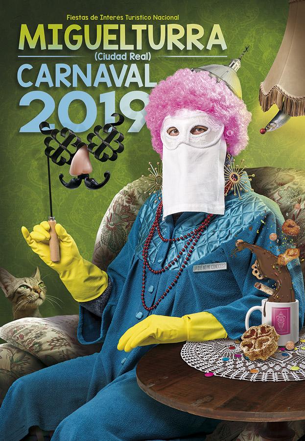 carnival miguelturra churriego ciudad real la mancha carnaval spain