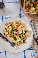 Ziemniaki z jajkiem