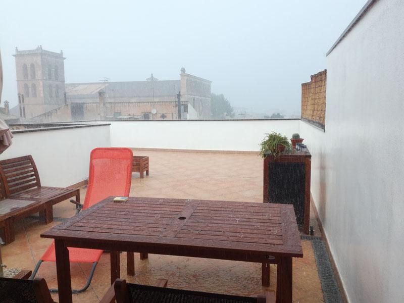 Foto di temporali a Maiorca