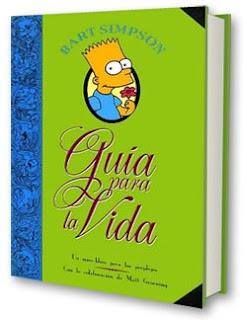 Guía para la vida Bart Simpson