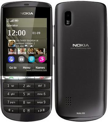 Download Firmware Nokia Asha 300 RM-781 Version 07.57 Bi
