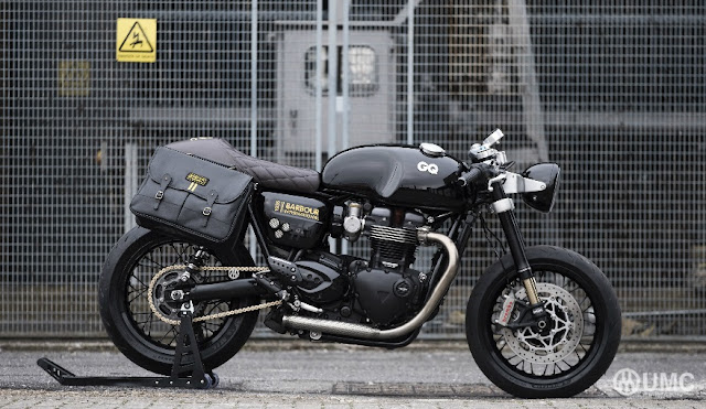 Triumph Thruxton R 2017 By Untitled Motorcycles Hell Kustom